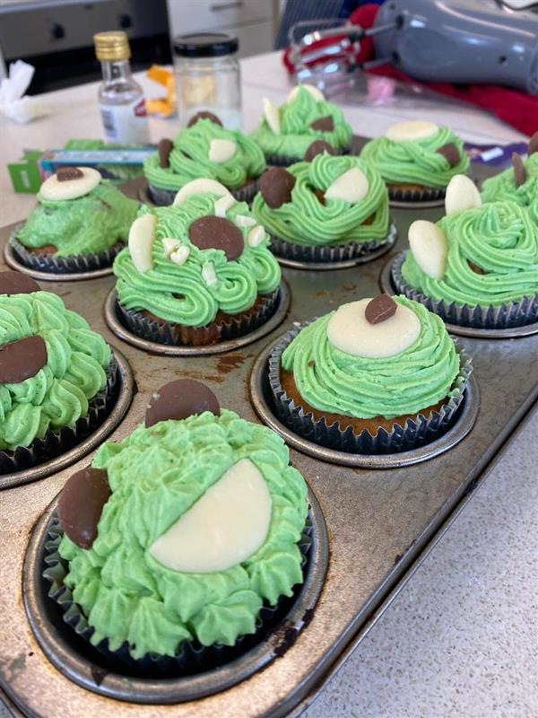 Some tasty treats from Home Ec class!